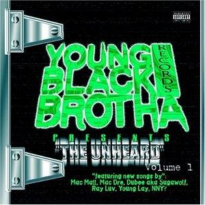 Unheard, Vol.1 album cover