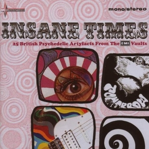 Insane Times: 25 British Psychedelic Artyfacts album cover