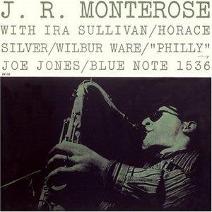 JR Monterose album cover