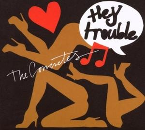 Hey Trouble album cover