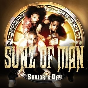 Saviorz Day album cover