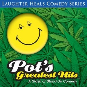 Pot's Greatest Hits album cover