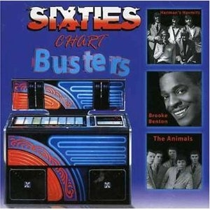 Sixties Chartbusters album cover