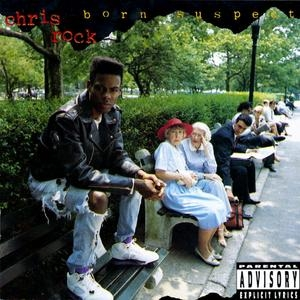 Born Suspect album cover