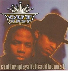 Southernplayalisticadillacmuzik album cover