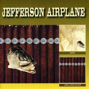 Bark + Long John Silver album cover