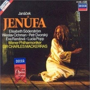 Janacek-Jenufa album cover