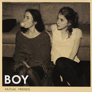 Mutual Friends album cover