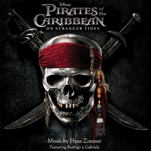 Pirates Of The Caribbean: On Stranger Tides (Soundtrack) album cover