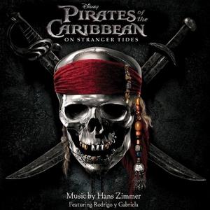 Pirates Of The Caribbean: On Stranger Ti... album cover