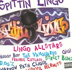 Spittin' Lingo album cover