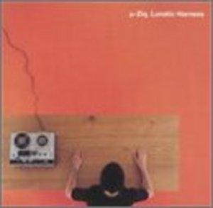 Lunatic Harness album cover