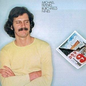 Burchfield Nines album cover