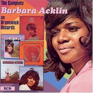 The Complete Barbara Acklin On Brunswick Records album cover