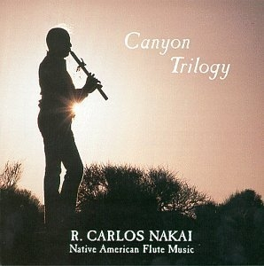 Canyon Trilogy: Native American Flute Music album cover