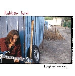 Keep On Running album cover