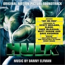 The Hulk: Original Motion... album cover
