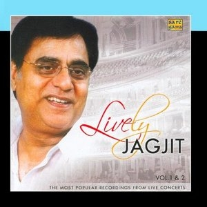 Live With Jagjit Singh album cover