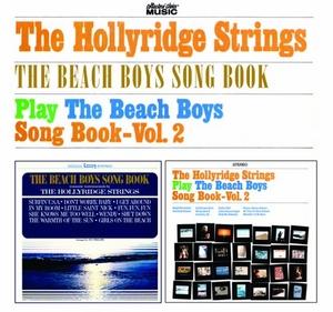 The Beach Boys Song Book-Vol. 1 & 2 album cover