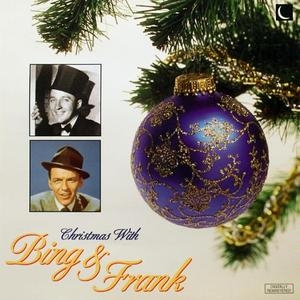 Christmas With Bing & Frank album cover