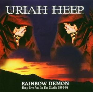Rainbow Demon album cover