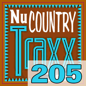 ERG Music: Nu Country Traxx, Vol. 205 (May 2016) album cover