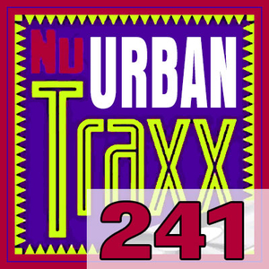 ERG Music: Nu Urban Traxx, Vol. 241 (October 2017) album cover