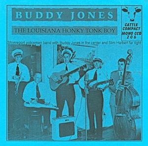 The Louisiana Honky Tonk Boy album cover
