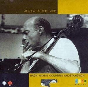 Bach, Haydn, Couperin, Shostakovich album cover