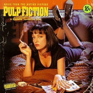 Pulp Fiction: Music From The Motion Picture album cover