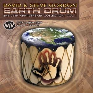 Earth Drum: The 25th Anniversary album cover