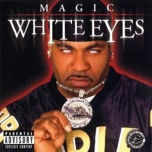 White Eyes album cover