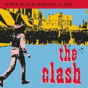 Super Black Market Clash album cover