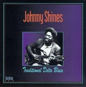 Traditional Delta Blues album cover