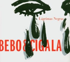 Lagrimas Negras album cover