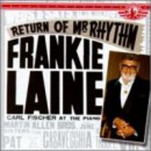 Return Of Mr Rhythm album cover
