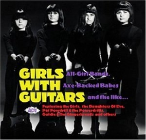 Girls With Guitars album cover