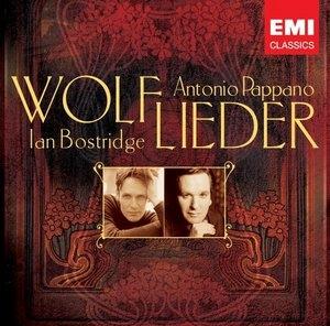 Wolf: Lieder album cover
