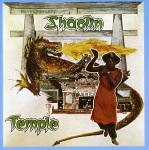 Shaolin Temple album cover