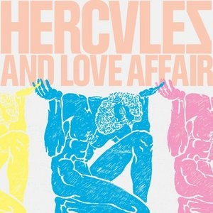 Hercules And Love Affair album cover