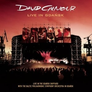 Live In Gdansk album cover