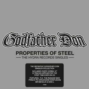 Properties Of Steel: The Hydra Records Singles album cover