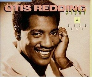 The Otis Redding Story album cover
