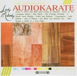 Lady Melody album cover