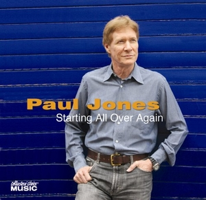 Starting All Over Again album cover