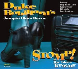 Stomp! The Blues Tonight album cover