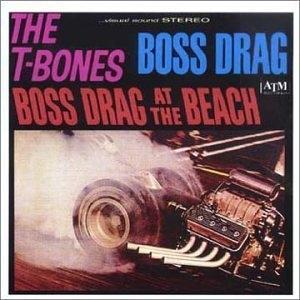 Boss Drag~ Boss Drag At The Beach album cover