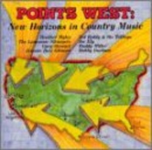 Points West: New Horizons In Country Music album cover