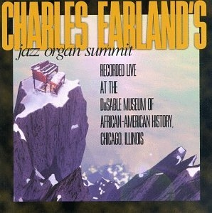 Charles Earland's Jazz Organ Summit album cover