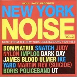 New York Noise, Vol. 3 album cover
